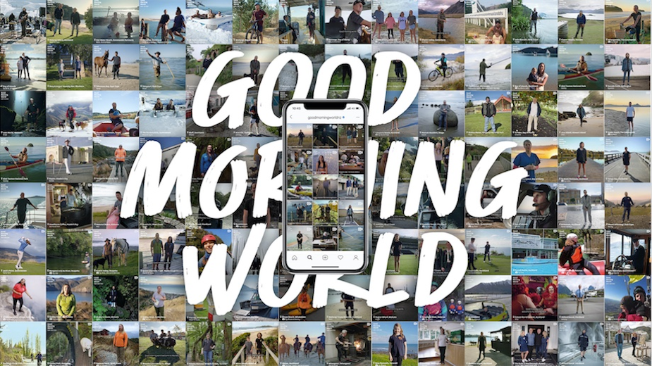 Special Group's 'Good Morning World' Voted World's Most Effective