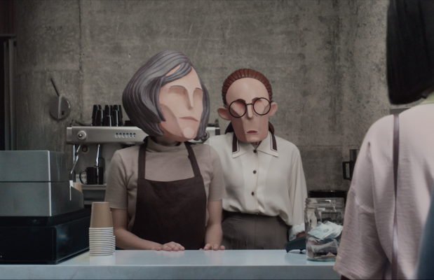Rodrigo Saavedra Directs a Dystopian, Orwellian World for Nubank