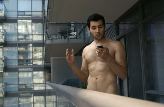 Gotstyle Launches Naked Man Spot