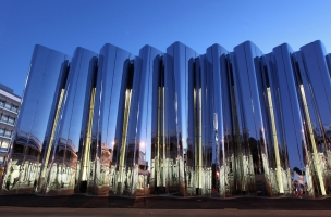 Govett-Brewster Art Gallery Re-opens with Permanent Home for Len Lye Collection