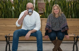 Shari Walczak & Shane Ogilvie Launch Creative Shop The Garden