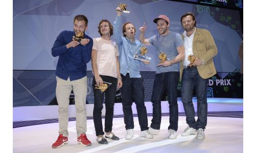 Cannes Lions Announces Winners in Cyber, Design, Product Design, Press & Radio