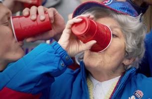 Baseball Grandma Parties Hard in Havas Chicago's Latest Hefty Cups Ad
