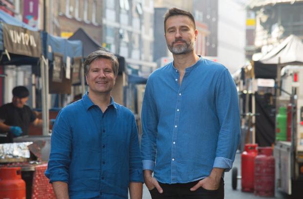 Creative Director Duo Roberto Kilciauskas and Pedro Rosa Join Grey London