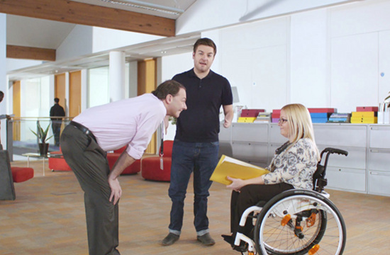 Grey London Puts an End to Awkwardness Around Disability