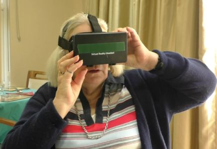 Film & Advertising Industries Come Together to Battle Alzheimer's with VR