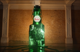 Grolsch Launches Glitchy New 'Unconventional by Tradition Since 1615' Campaign