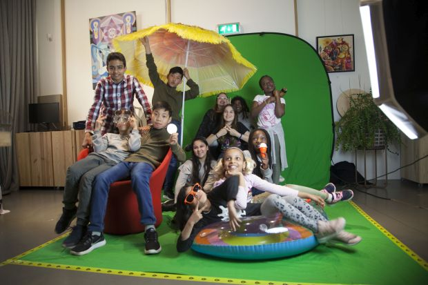 72andSunny Amsterdam Helps Children Become Filmmakers with Launch of New Workshop