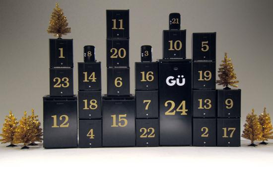 Gü Launches Digital Advent Calendars