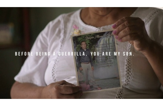 Mother's Voice Calls Out to FARC Guerillas