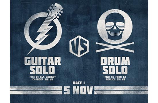 Drum Solo vs Guitar Solo Debate Settled