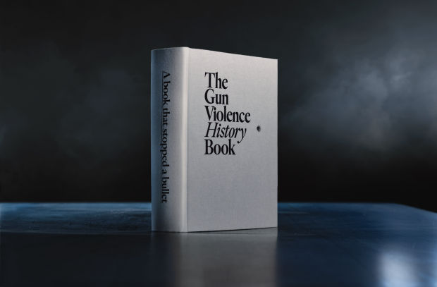 'The Gun Violence History Book' Tells a Brutal 228-Year Story of Violence in the US