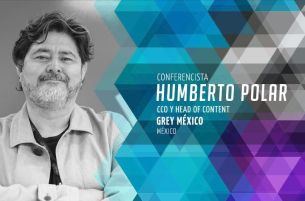 Humberto Polar Announced as Speaker at El Ojo 2018