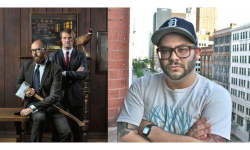 Hudson Edit Signs Duo Gentlemen & Zach DuFresne