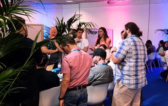 Huge and Amazon Hack Cannes