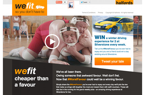 The BIO Agency for Halfords