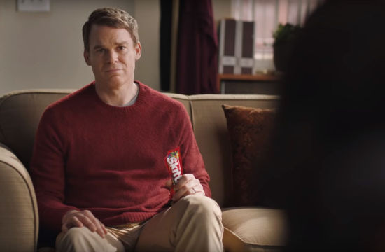 Michael C. Hall to Star in Skittles' Super Bowl Broadway Show