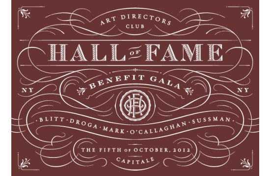ADC Hall of Fame Laureates 2012 Announced