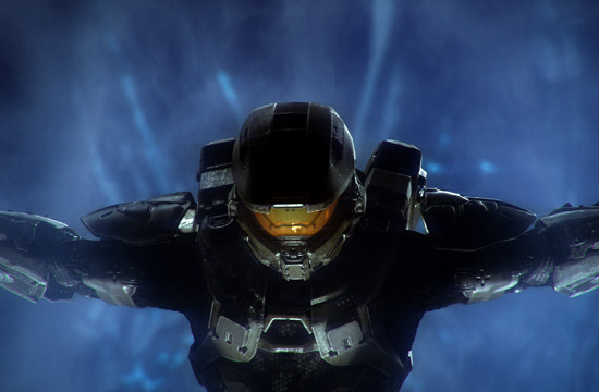Halo 4 Campaign with Hollywood Heavyweights