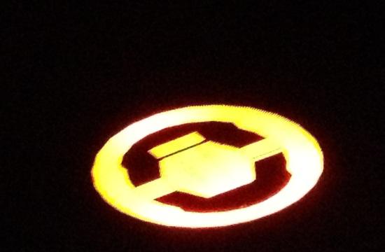 UFO Over Tower Bridge in Halo 4 Launch