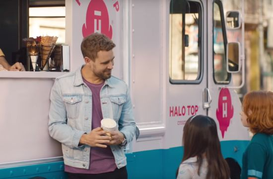 Ice Cream Is for Adults in These Brilliantly Depressing Ads