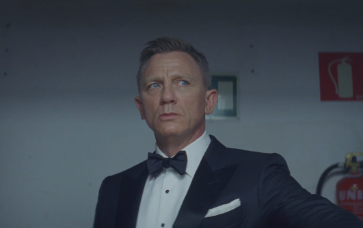Daniel Craig Swaps His Martini for Heineken in Film from Miles Jay