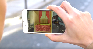 The Red Cross' AR Experience Puts You at the Heart of War