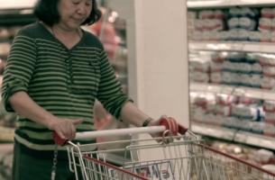 Geometry Global & Lifebuoy Get a Handle on Shopping Cart Hygiene