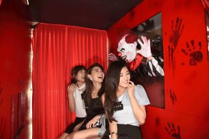 DDB Group HK Puts Fear into the Ears for Hang Lung Properties' Halloween