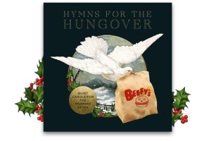 GOLDSTEIN Presents a Series of Hymns to Cure Your Christmas Hangover