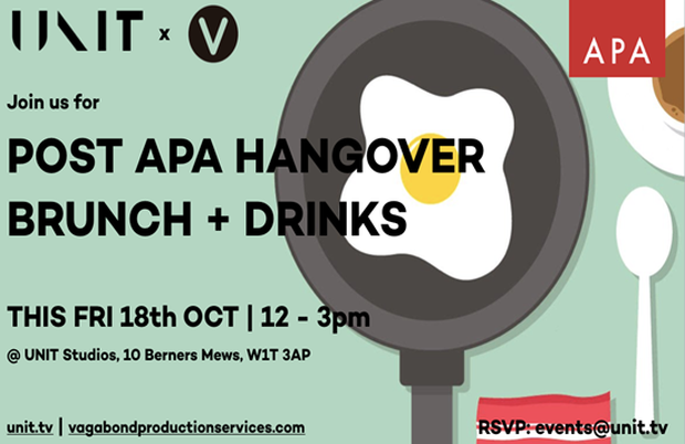 UNIT, APA and Vagabond Team Up for Post-APA Show Friday Hangover Brunch