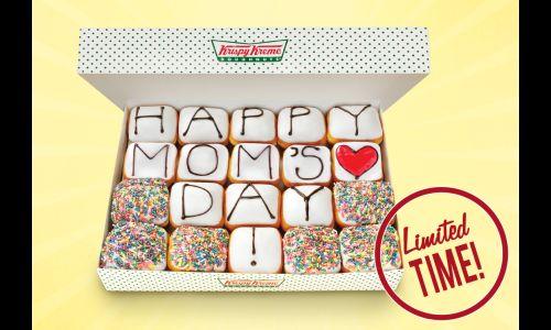 Havas Media Brings #JoyInABox To Mothers For Krispy Kreme