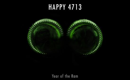 Heineken Celebrates the Year of the Ram