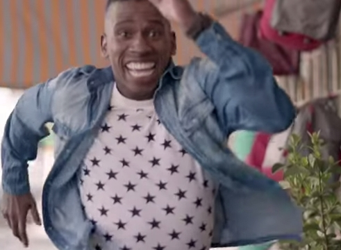 A Happy Chappie Hits the Streets for FCB Johannesburg Wimpy Spot