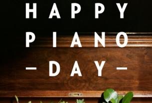 Friday Tunes: Celebrating Piano Day