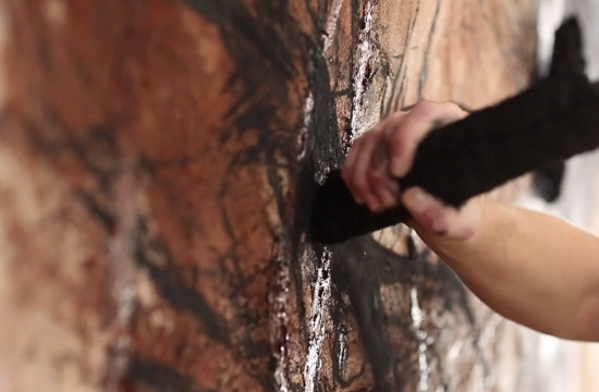 Artists Use Charcoal from Australia Bushfires in 'Embers of Empathy'