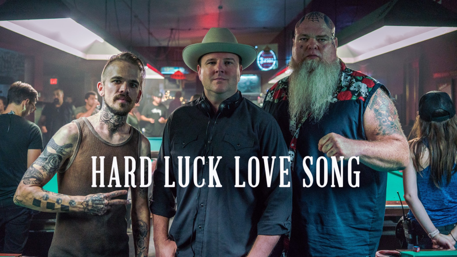 Justin Corsbie's Gritty Debut Feature 'Hard Luck Love Song' Opens in Theatres Across US