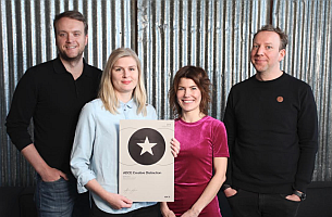 Teen Maternity Clothing Campaign Recognised with ADCE's Creative Distinction Award