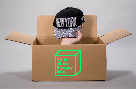 You Can Now Order a Mystery Box of Tat from NY's Canal Street
