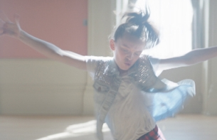 Eleven-year-old Dance Sensation Moves to a Different Beat for Bose