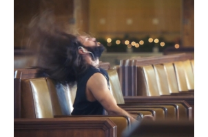 Headbanging to Taylor Swift & Singing to Lorde in GRAMMY Awards Campaign