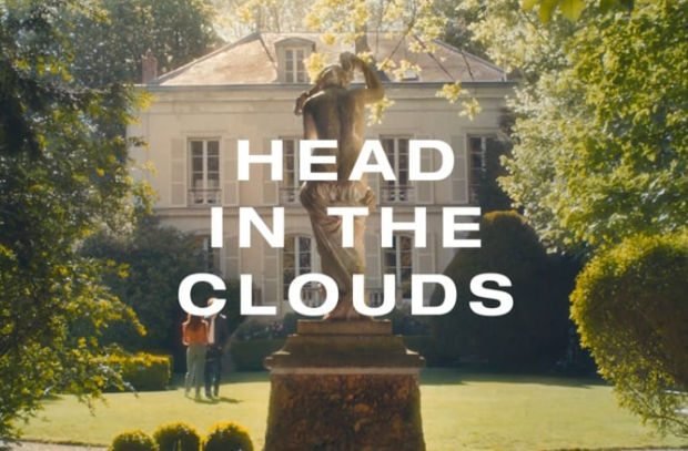 Heads Are in the Clouds for Miu Miu's Surreal Fashion Campaign