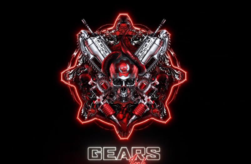 NERD Productions Helps Xbox's Gears of War Get Inked