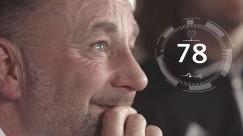 Dare Monitors Fans Heart-Rate In #YOUAREFOOTBALL Experiment