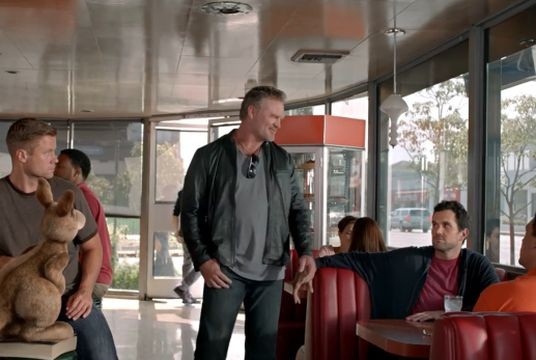 Havas WW Chicago Relives College Football Glory Days for DISH