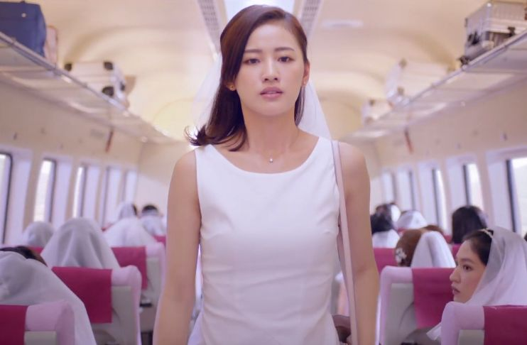 OLAY Rides the Railway of Life in Chinese New Year Film from BBDO China