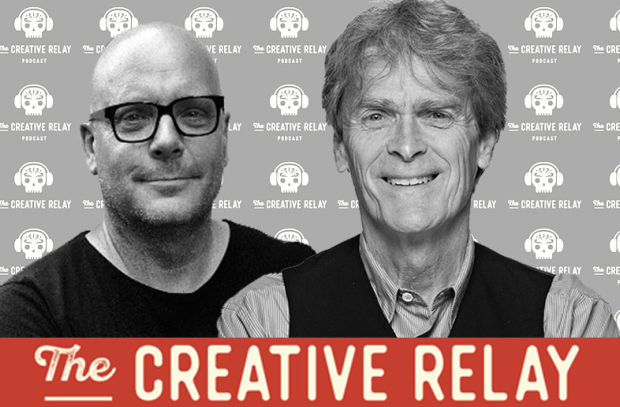 Ad Legend Sir John Hegarty Lets Loose in Creative Relay Podcast