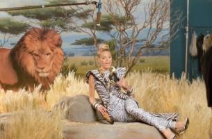 Heidi Klum's Got Big Ideas in New Campaign for Wix.com
