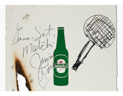 Heineken Posters Go For A Legendary Trip Around The World