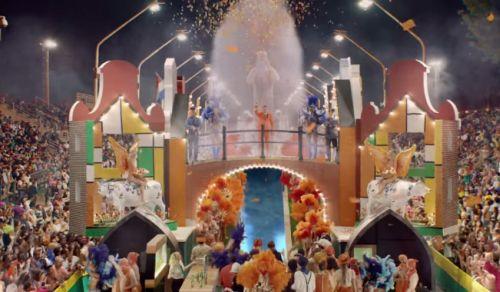 Brasilia Fever Hits Holland In Big Carnival Heineken Ad